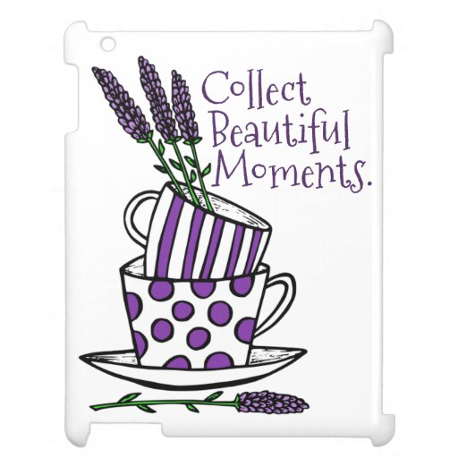 Collect Beautiful Moments Case for the iPad