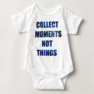 Collect moments baby bodysuit