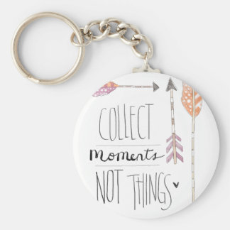 Collect Moments | Change your background color Key Chain