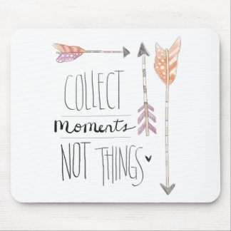 Collect Moments | Change your background color Mouse Pad