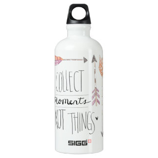 Collect Moments | Change your background color Water Bottle