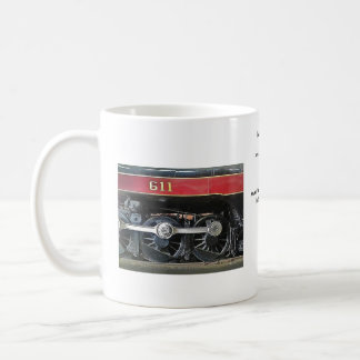 Collectable N&W 611 Mug With A Poem.