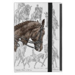 Collected Dressage Horses FEI Cases For iPad Mini
