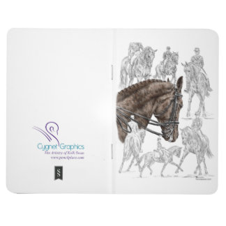 Collected Dressage Horses FEI Journal