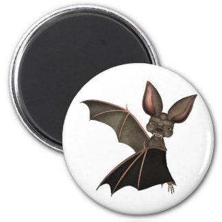 ♥ Collectible Art ♥ Vampire Bat ♥ (bat1) Magnet