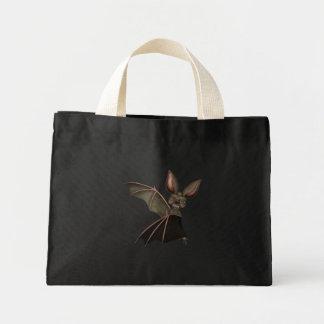 ♥ Collectible Art ♥ Vampire Bat ♥ (bat1) Mini Tote Bag