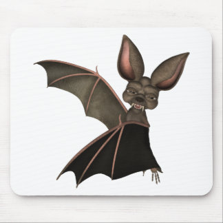 ♥ Collectible Art ♥ Vampire Bat ♥ (bat1) Mouse Pad