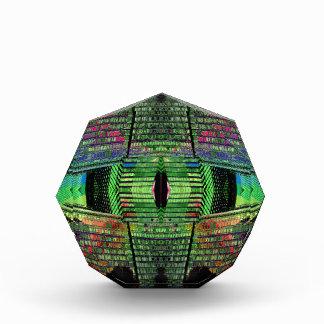 Collectible Award Futuristic Abstract Art Gift 1