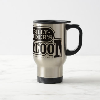 Collectible Billy Miner's 15 Oz Stainless Steel Travel Mug