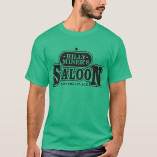 Collectible Billy Miner's T-Shirt