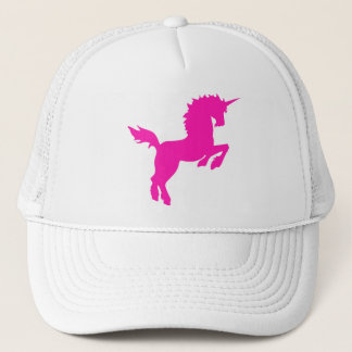 Collectible colors unicorn in Pink Cap
