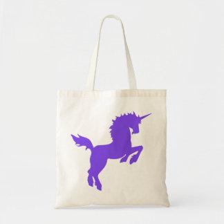 Collectible Colors Unicorn in Purple TOTE
