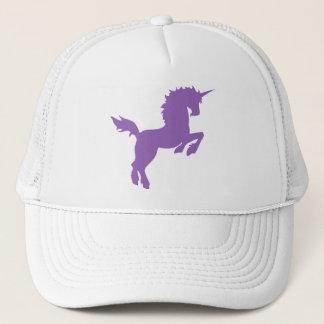 Collectible colors unicorn in Violet Cap