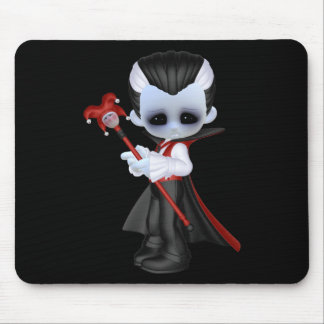 ♥ Collectible Cute Little Vampire Art ♥ (vampire4) Mouse Pad