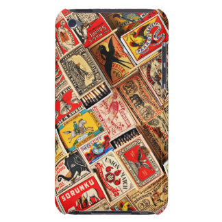 Collectible Matchbooks Case-Mate iPod Touch Case