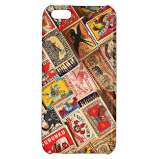 Collectible Matchbooks Cover For iPhone 5C