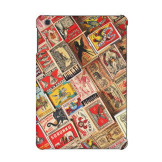 Collectible Matchbooks iPad Mini Cover