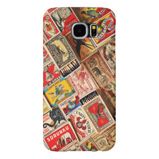 Collectible Matchbooks Samsung Galaxy S6 Case