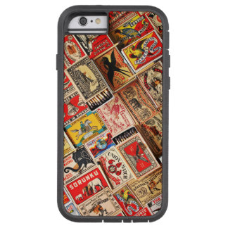 Collectible Matchbooks Tough Xtreme iPhone 6 Case