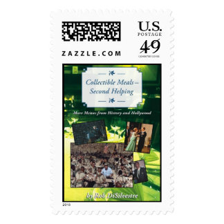 Collectible Meals, Second Helping Stamp