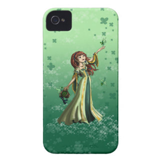 Collecting Shammrocks iPhone 4 Case