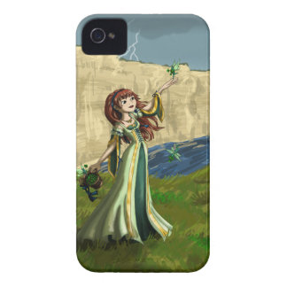 Collecting Shammrocks iPhone 4 Cover