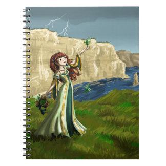 Collecting Shammrocks Notebook