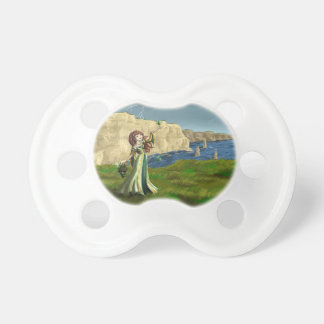Collecting Shammrocks Pacifier