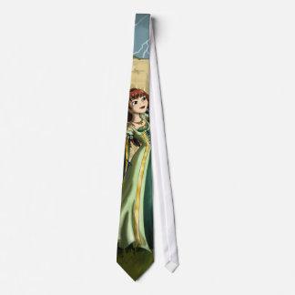 Collecting Shamrocks Tie