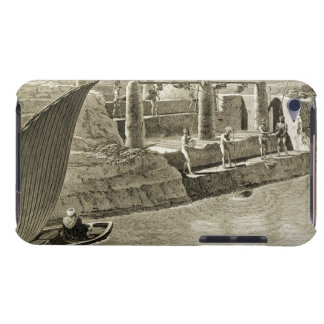 Collecting Water from the Nile, plate 6 from Volum iPod Touch Case-Mate Case
