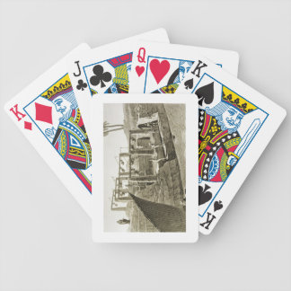 Collecting Water from the Nile, plate 6 from Volum Card Decks