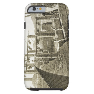 Collecting Water from the Nile, plate 6 from Volum Tough iPhone 6 Case