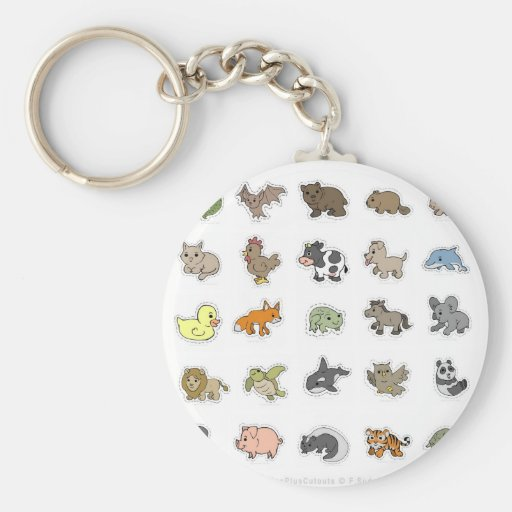 COLLECTION 1 KEYCHAIN