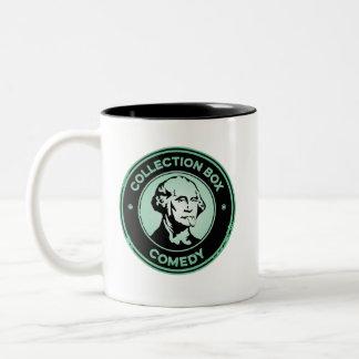 Collection Box Comedy Mug color