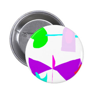 Collection 2 Inch Round Button