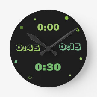 Collection clock