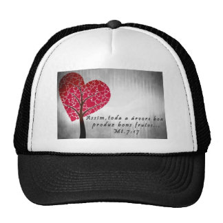 Collection good Fruits Mesh Hats