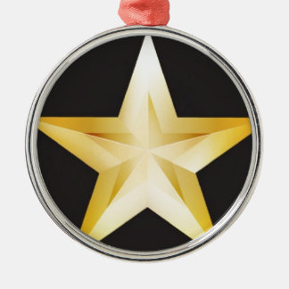 Collection Japan STAR Metal Ornament