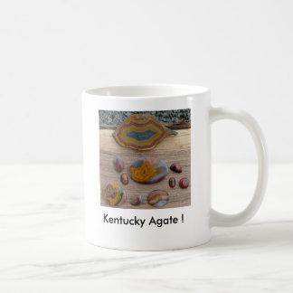 collection, Kentucky Agate ! Coffee Mugs