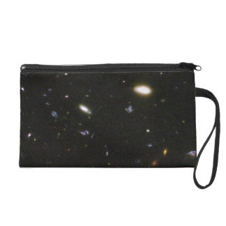 Collection of Galaxies From the Hubble Ultra Deep Wristlet Purse