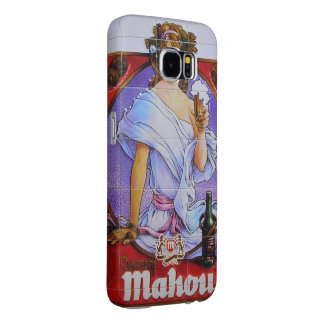 Collection of Gifts Announcement Vintage Beer Samsung Galaxy S6 Case