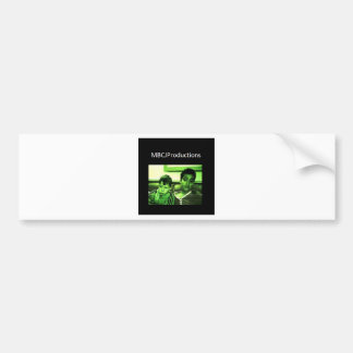 Collection of MBCJPro Masterpieces Bumper Stickers