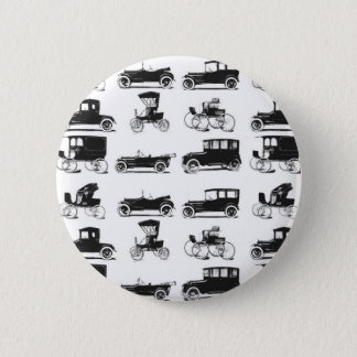 Collection of old and classic cars button