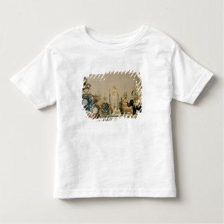 Collection of Pendules de Paris Toddler T-shirt