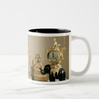 Collection of Pendules de Paris Two-Tone Coffee Mug