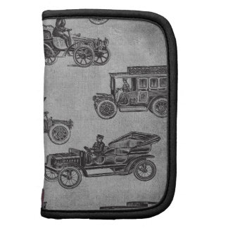 Collection of Vintage Cars Folio Planners