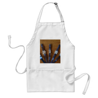 Collection Of Vintage Watches Adult Apron
