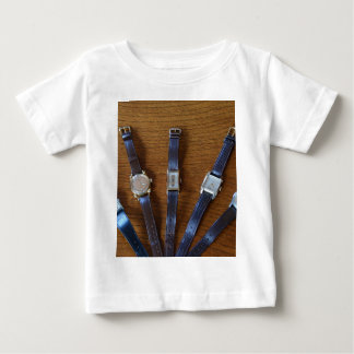 Collection Of Vintage Watches Baby T-Shirt