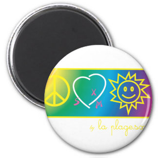 Collection peace does not coil sxm magnet