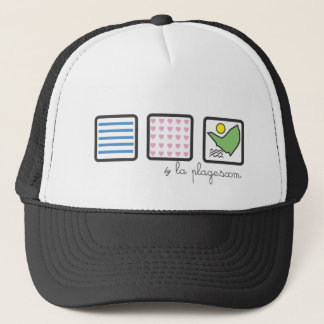 Collection Small hearts sxm Trucker Hat